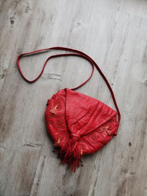 Fringed Bag multicolored