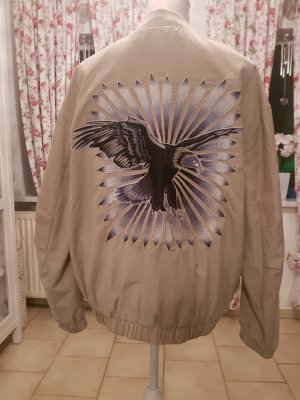 H&M Blouson multicolored cotton