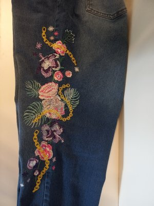 Angel of Style Jeans a 7/8 blu