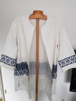 Bestickte Kimono Jacke