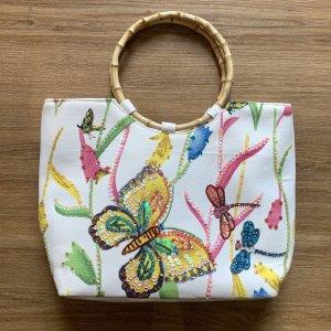 Bestickte Sommertasche