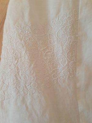 Otto Kern Linen Skirt white