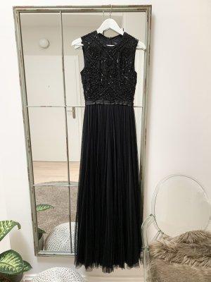 Besticktes Abendkleid von Needle & Thread | Größe: S | Wie neu