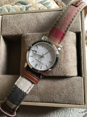 Burberry Analog Watch multicolored