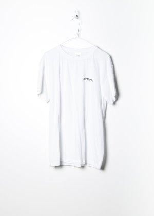 """Bethrifty """"Essential"""" T-Shirt in Weiß - XL"""