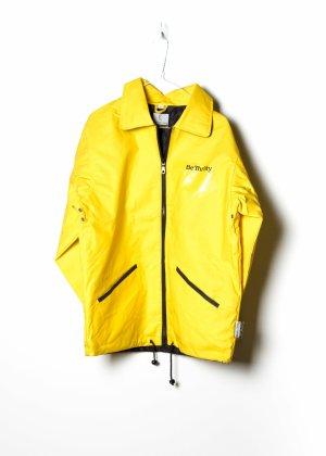 Veste d'extérieur jaune