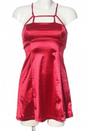 Betsey Johnson Mini Dress red party style