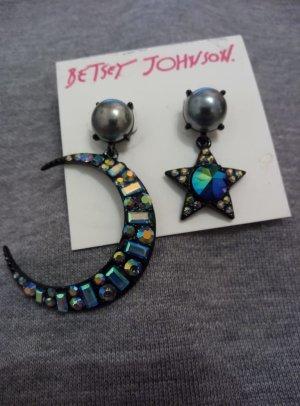 Betsey Johnson Pendant d'oreille multicolore