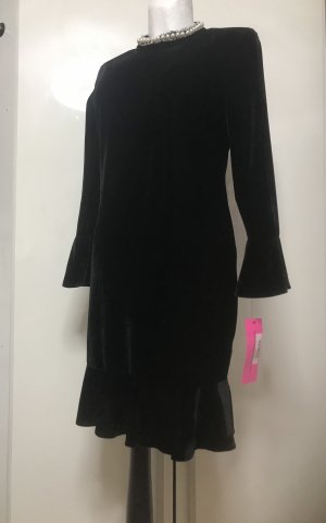 Betsey Johnson Evening Dress black