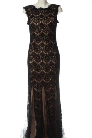 Betsy & Adam Abendkleid schwarz-braun Elegant