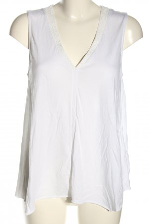 Better Rich Basic Top white casual look