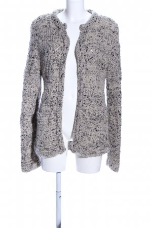 Better Rich Cardigan natural white-black flecked casual look