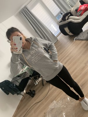 Better Rich Hooded Sweater multicolored