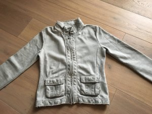 Better Rich Short Jacket light grey