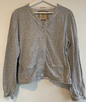 Better Rich Veste chemise argenté-gris clair
