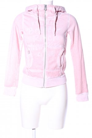 Better Rich Kapuzenjacke pink Casual-Look