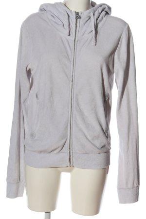 Better Rich Sweatshirt met capuchon lichtgrijs casual uitstraling