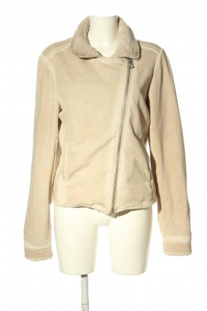 Better Rich Faux Leather Jacket natural white casual look