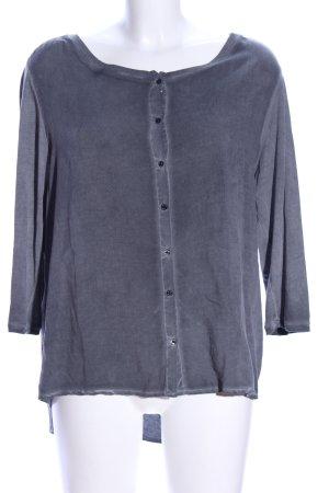 Better Rich Kraagloze sweater lichtgrijs casual uitstraling