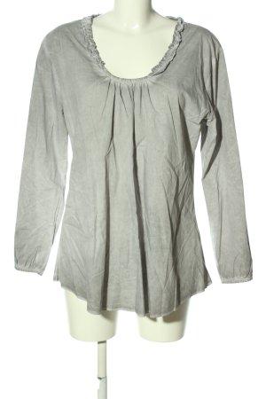 Better Rich Slip-over blouse groen casual uitstraling