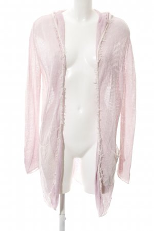 Better Rich Gebreide cardigan roze-rosé casual uitstraling