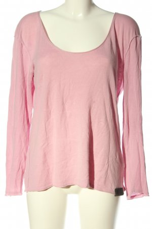 Better Rich Knitted Jumper pink casual look