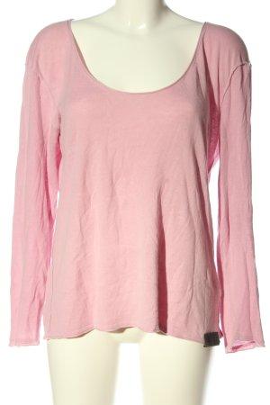 Better Rich Strickshirt pink Casual-Look