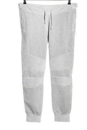 Better Rich Pantalón deportivo gris claro estilo sencillo