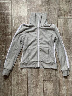 Better Rich Sweat Jacket light grey-white