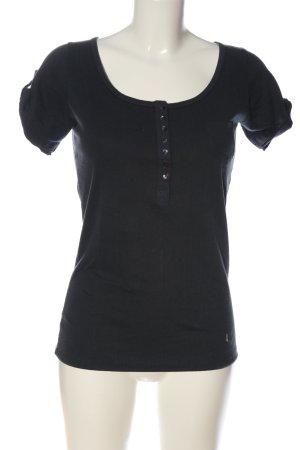 Better Rich T-Shirt schwarz Casual-Look