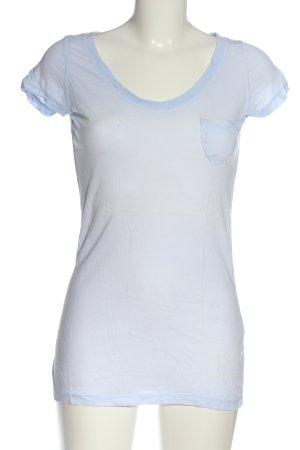 Better Rich T-Shirt blau Casual-Look