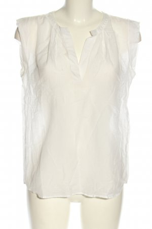 Better Rich Transparent Blouse white casual look