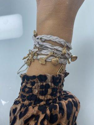 Bettler-Armband aus Leder