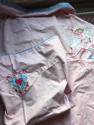 Die Spiegelburg Chándal rosa claro-blanco