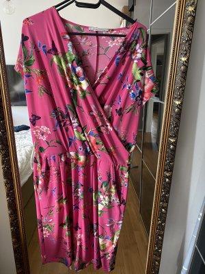 Betty Barclay 44 Kleid Midikleid Wickelkleid