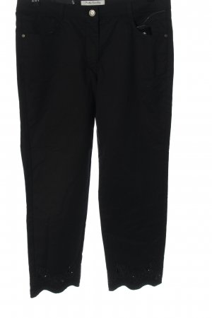 Betty Barclay 7/8-Hose schwarz Casual-Look