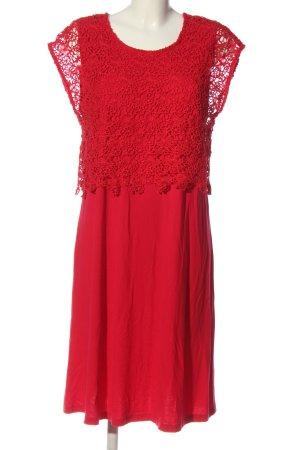 Betty Barclay Abendkleid rot Elegant