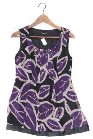 Betty Barclay Ärmellose Bluse Größe 36 lila aus Acetat