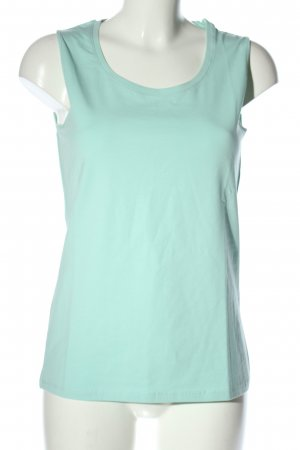 Betty Barclay Basic topje turkoois casual uitstraling