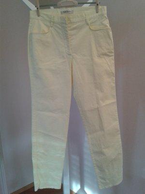 Betty Barclay Pantalon cinq poches jaune primevère