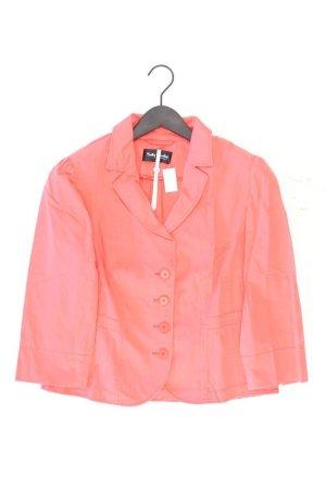 Betty Barclay Blazer Größe 40 rot aus Baumwolle