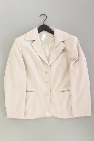 Betty Barclay Blazer Größe 44 creme aus Polyester