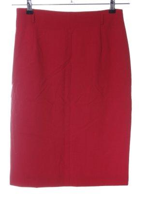 Betty Barclay Bleistiftrock rot klassischer Stil