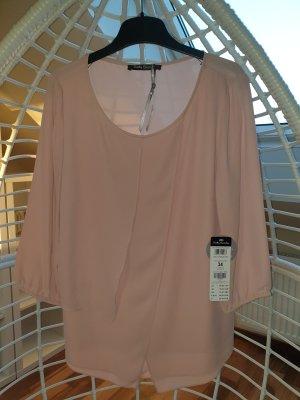 Betty Barclay Camicetta a maniche lunghe color oro rosa Poliestere