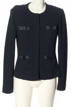 Betty Barclay Veste chemisier noir style d'affaires