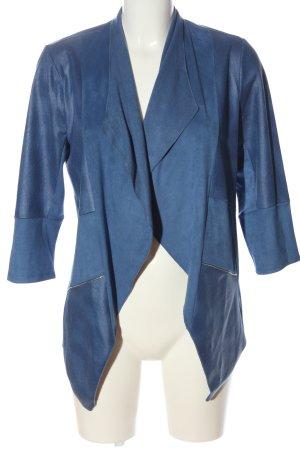 Betty Barclay Blusenjacke blau Casual-Look