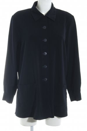 Betty Barclay Blusenjacke dunkelblau Casual-Look