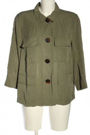 Betty Barclay Blusenjacke khaki Casual-Look
