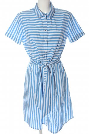 Betty Barclay Blouse Dress blue-white allover print casual look