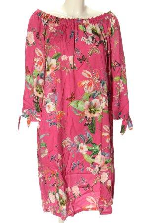 Betty Barclay Abito blusa stampa integrale elegante